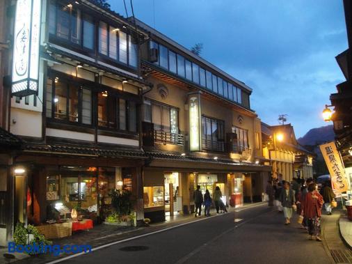 Morizuya - Toyooka - Toà nhà