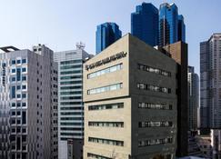 Best Louis Hamilton Hotel Haeundae - Busan - Gebäude