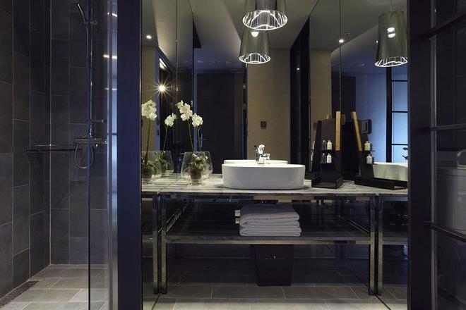最佳路易斯漢美頓飯店 - 釜山 - 浴室