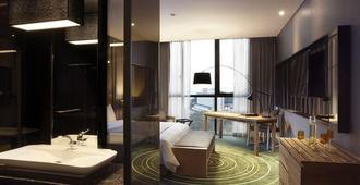 Best Louis Hamilton Hotel Haeundae - Busan - Schlafzimmer