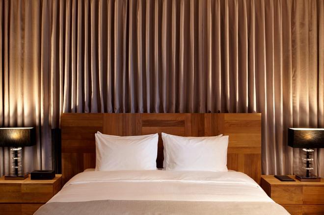 最佳路易斯漢美頓飯店 - 釜山 - 臥室