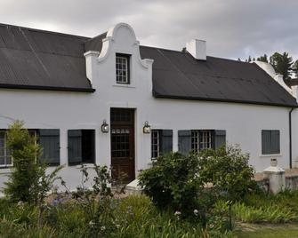 Wildekrans Country House - Grabouw - Edificio