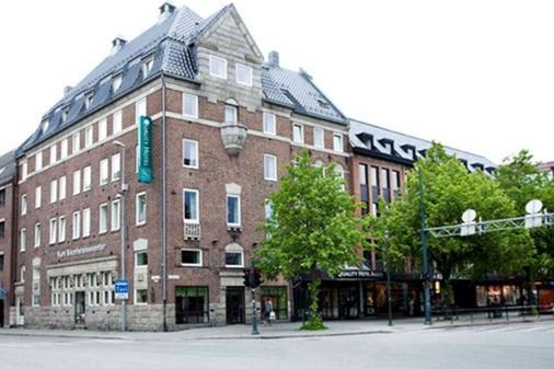 Quality Hotel Augustin - Trondheim - Building