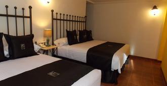 Hotel Real de Leyendas - Guanajuato - Bedroom