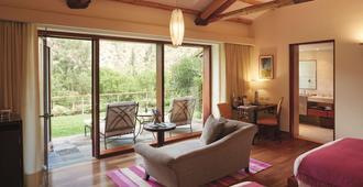 貝爾蒙德酒約熱內盧格拉多酒店 - 印加聖谷 - 庫斯科 - 客廳