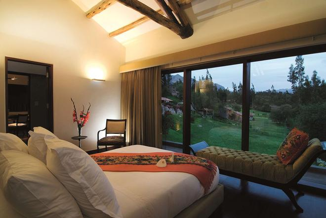 Belmond Hotel Rio Sagrado - Cusco - Bedroom