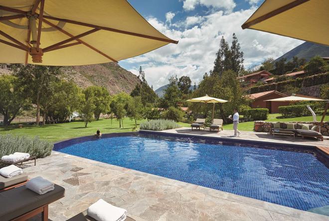 Belmond Hotel Rio Sagrado - Cusco - Pool