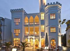 Hotel Kastell - Heringsdorf - Bygning