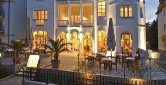 Hotel Kastell - Heringsdorf - Bâtiment
