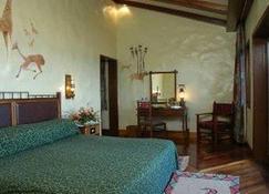 Ngorongoro Serena Safari Lodge - Ngorongoro - Bedroom