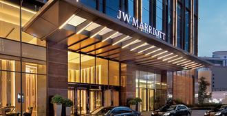 JW マリオット ホテル チェンドゥ - 成都 - 建物