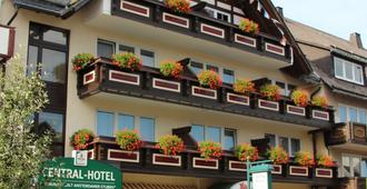Central-Hotel - Winterberg - Gebäude