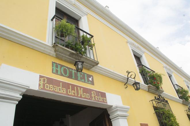 佩德羅兄弟酒店 - 安地瓜古城 - 危地馬拉安地瓜 - 建築