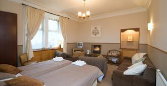 Arbour Guest House - Oban - Makuuhuone