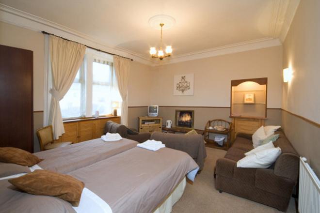 Arbour Guest House - Oban - Bedroom