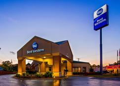 Best Western Airport Inn - Pearl - Building