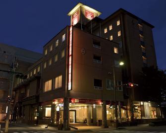 Grandpark Hotel Excel Fukushima Ebisu - Fukushima - Building