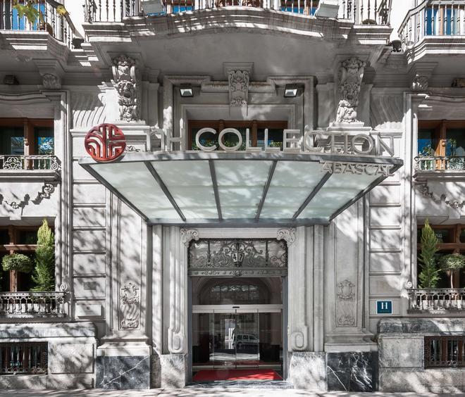 新罕布什爾州阿瓦斯卡爾酒店 (馬德里) - 馬德里 - 馬德里 - 建築
