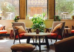 Qbic Hotel London City - London - Lobby