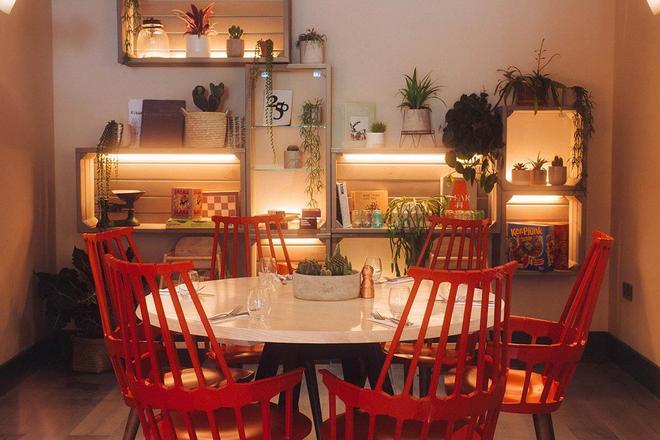 Qbic Hotel London City - London - Dining room