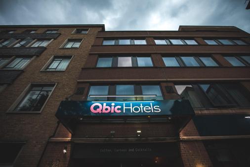 Qbic Hotel London City - Lontoo - Rakennus
