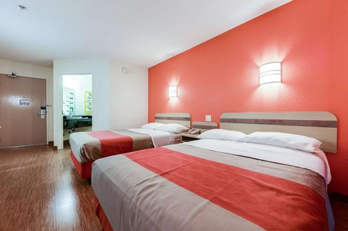 Motel 6 Toronto - Mississauga - Mississauga - Bedroom