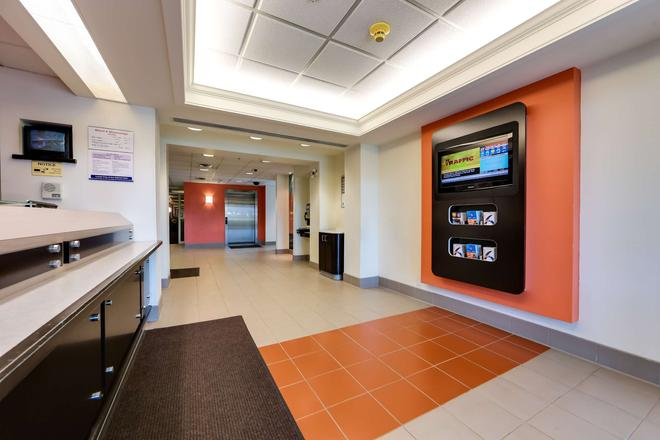 Motel 6 Toronto - Mississauga - Mississauga - Lobby