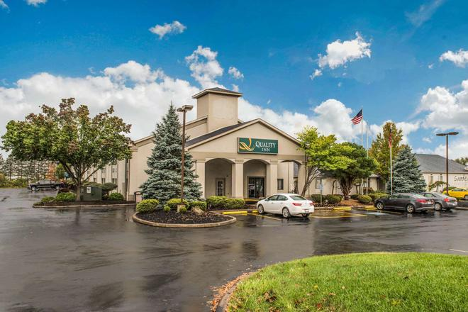 Quality Inn Austintown-Youngstown West - Youngstown - Building