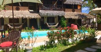 馬克思意大利雅旅館 - 傑里科科拉 - 日若卡-迪熱里科阿科阿拉 - 游泳池