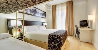Hotel Sercotel Las Torres Salamanca - Σαλαμάνκα - Κρεβατοκάμαρα