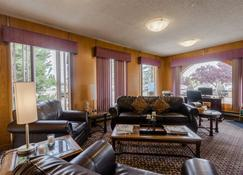 Cottonwood Suites Boise Riverside Downtown - Бойсе - Living room