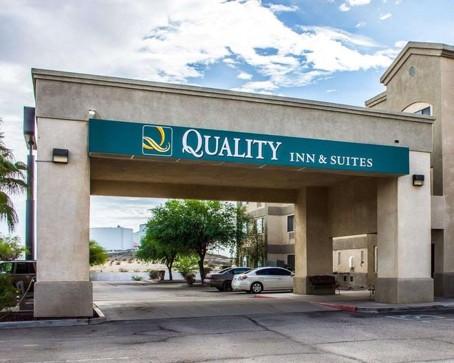 Quality Inn & Suites - Yuma - Gebäude