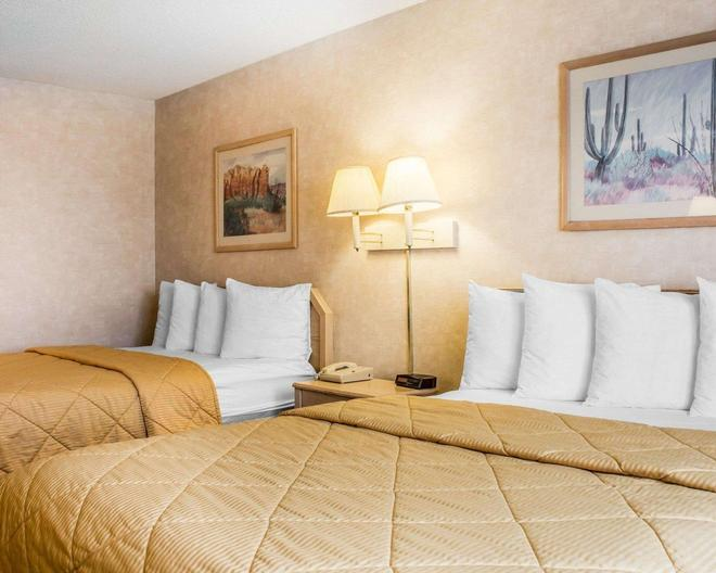 Quality Inn & Suites - Yuma - Schlafzimmer