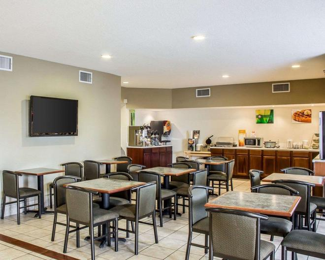 Quality Inn & Suites - Yuma - Restaurant