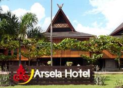Arsela Hotel Pangkalan Bun - Pangkalanbuun - Building