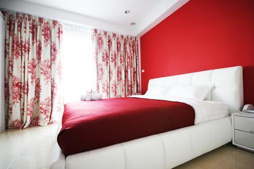 Access Inn Pattaya - Pattaya - Makuuhuone
