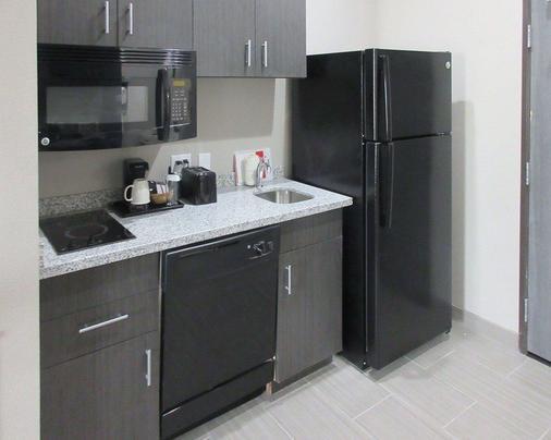 MainStay Suites - Odessa - Cocina