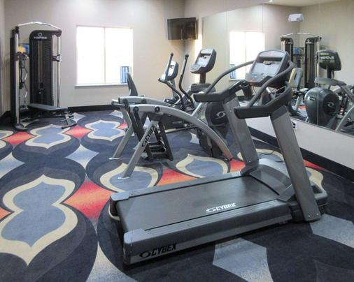 MainStay Suites - Odessa - Gym