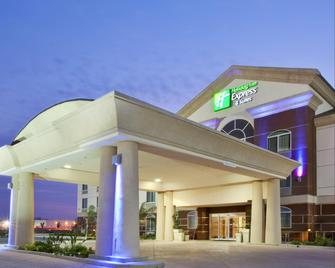Holiday Inn Express Hotel & Suites Dinuba West - Dinuba - Gebouw