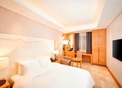 Arban Hotel - Busan - Phòng ngủ
