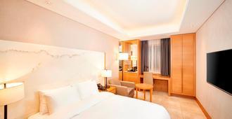 Arban Hotel - Busan - Quarto