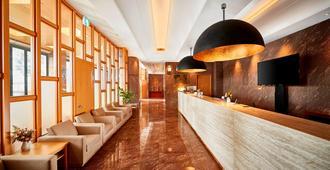 Arban Hotel - Busan - Front desk
