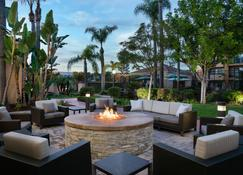 Courtyard by Marriott Costa Mesa South Coast Metro - Santa Ana - Patio