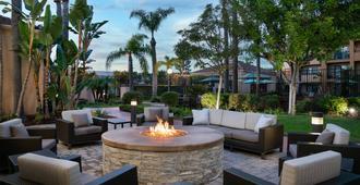 Courtyard by Marriott Costa Mesa South Coast Metro - Santa Ana - Innenhof