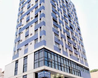 Caravelle Palace Hotel - Curitiba - Edificio
