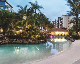 Oaks Sunshine Coast Seaforth Resort - Alexandra Headland - Bazén