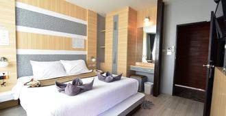 Ricci House Resort - קו ליפה - חדר שינה