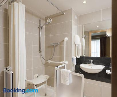 Academy Plaza Hotel - Dublin - Phòng tắm
