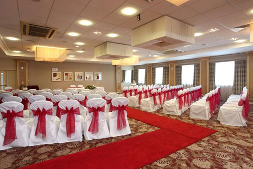 Marks Tey Hotel, Sure Hotel Collection by Best Western - Colchester - Juhlasali