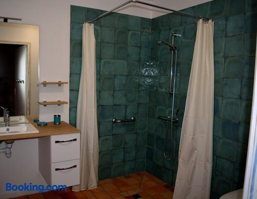Tagar'etape - Saint-Quay-Portrieux - Bathroom